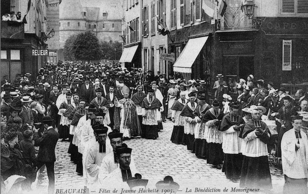 Album - la ville de Beauvais (Oise), les fêtes Jeanne Hachette