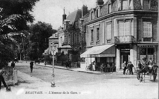 Album - la ville de Beauvais (Oise), les rues