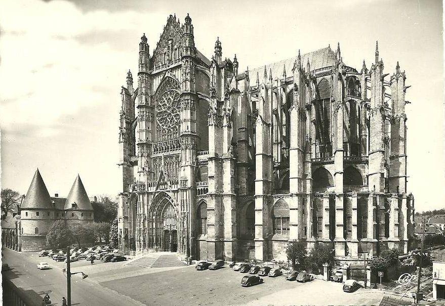 Album - la ville de Beauvais (Oise), la cathédrale et églises, les commerces, les écoles