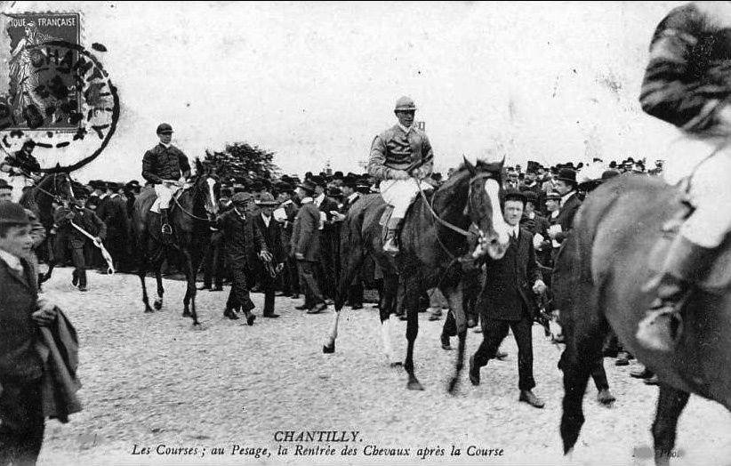 Album - la ville de Chantilly (Oise), les courses