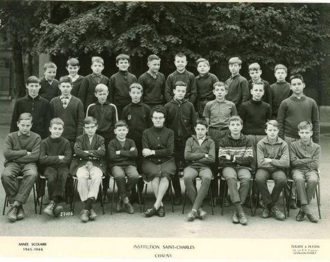 Album - la ville de Chauny (Aisne), les élèves des écoles primaire, collége et lycée