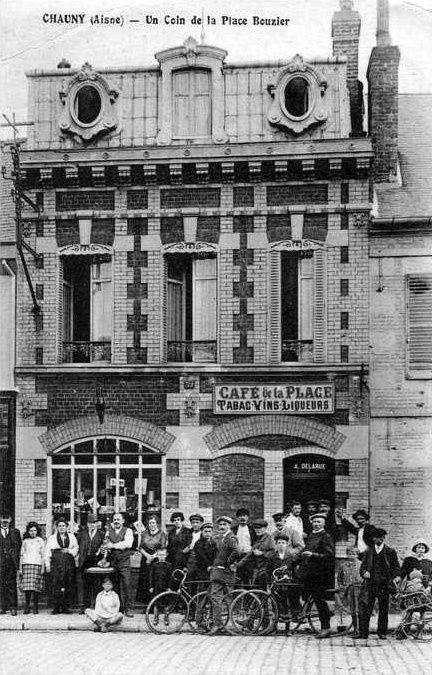 Album - la ville de Chauny (Aisne), le marché et différentes photos