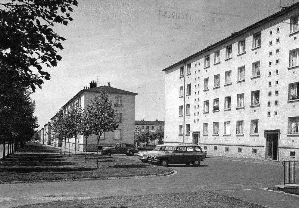 Album - la ville de Compiegne (Oise), quartier de la Victoire, des Sablons