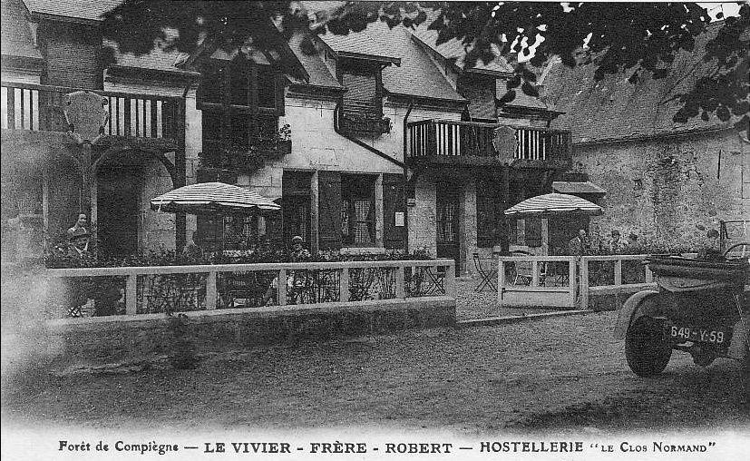 Album - la ville de Compiegne (Oise), la forêt