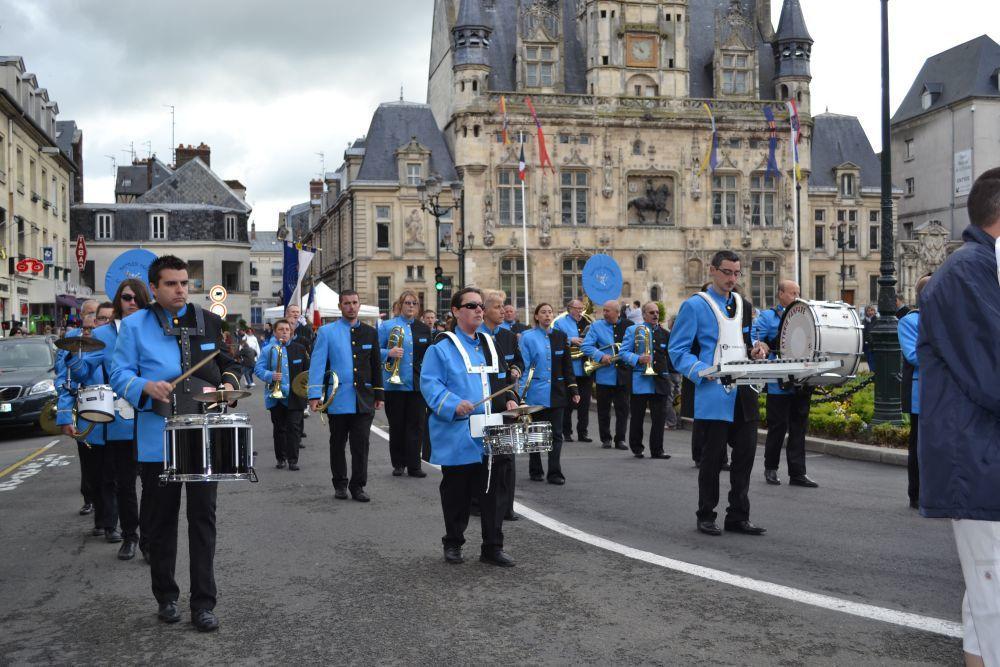 Album - la ville de Compiegne (Oise), le bouquet provincial