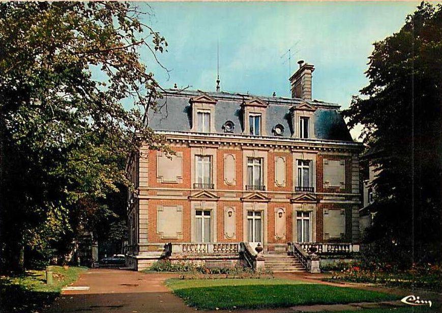 Album - la ville de Compiégne (Oise), le château et son parc
