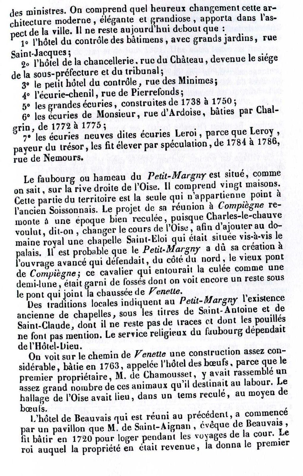 Album - la ville de Compiégne (Oise), son Histoire