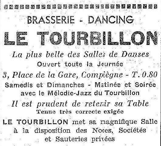 Album - la ville de Compiègne (Oise), les fêtes et manisfestations au cours des années 1921 à 1951