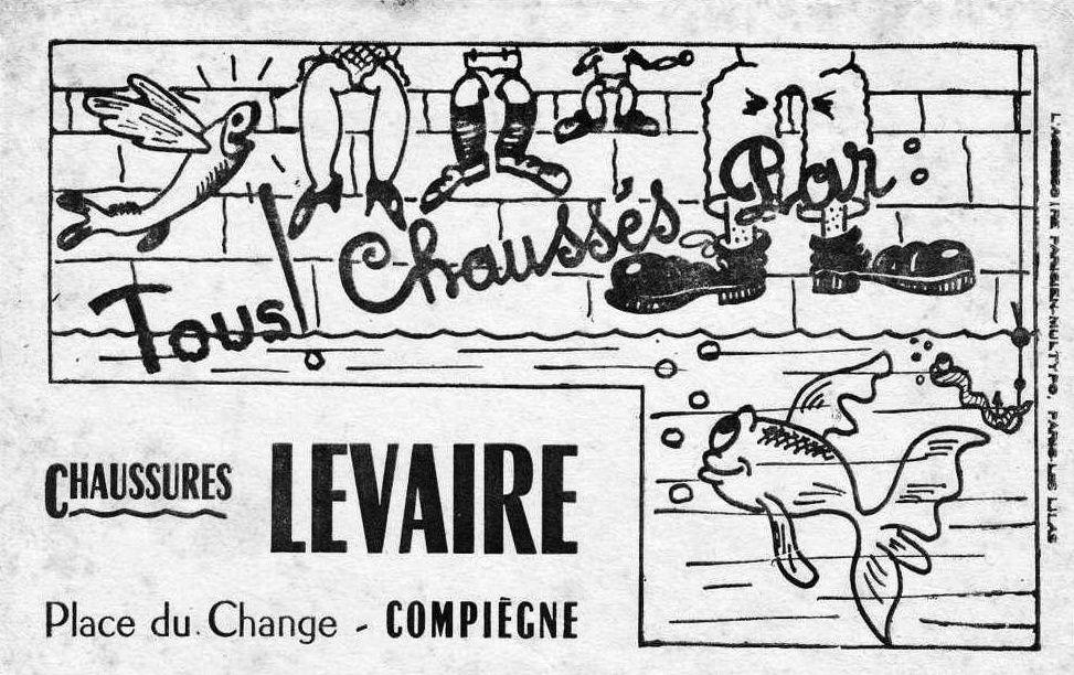 Album - la ville de Compiègne (Oise), les commerçants commençant par la lettre K jusqu'a N