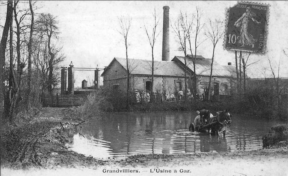 Album - la ville de Grandvilliers (Oise)