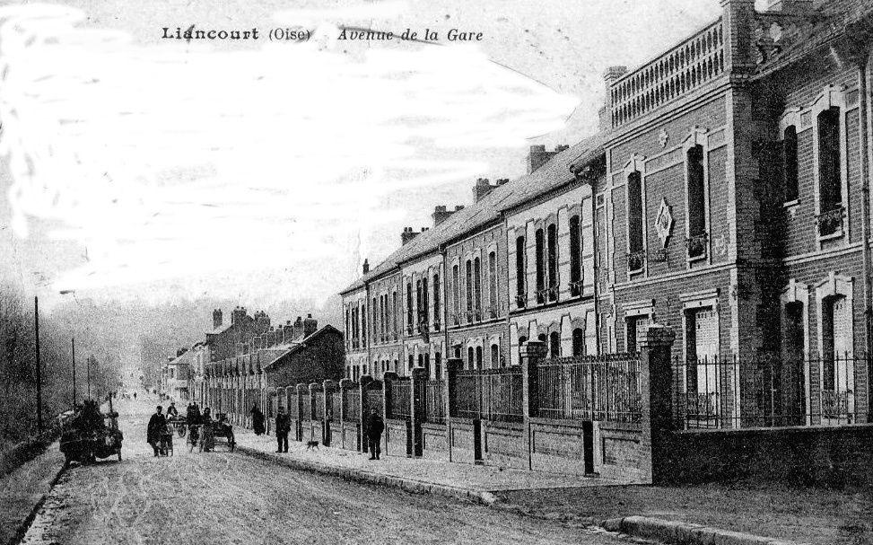 Album - la ville de Liancourt (Oise), les rues et avenues