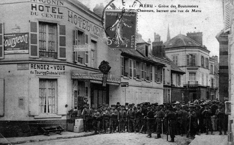 Album - la ville de Meru (Oise), les manifestations