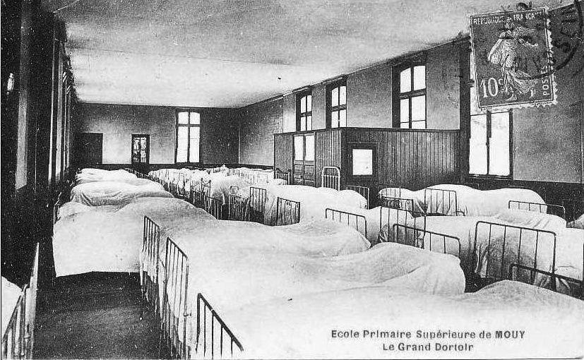 Album - la ville de Mouy (Oise), les écoles, le pensionnat