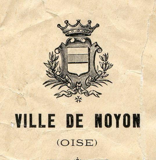 Album - la ville de Noyon (Oise), la rue du Nord, de Chauny, d'Orroire