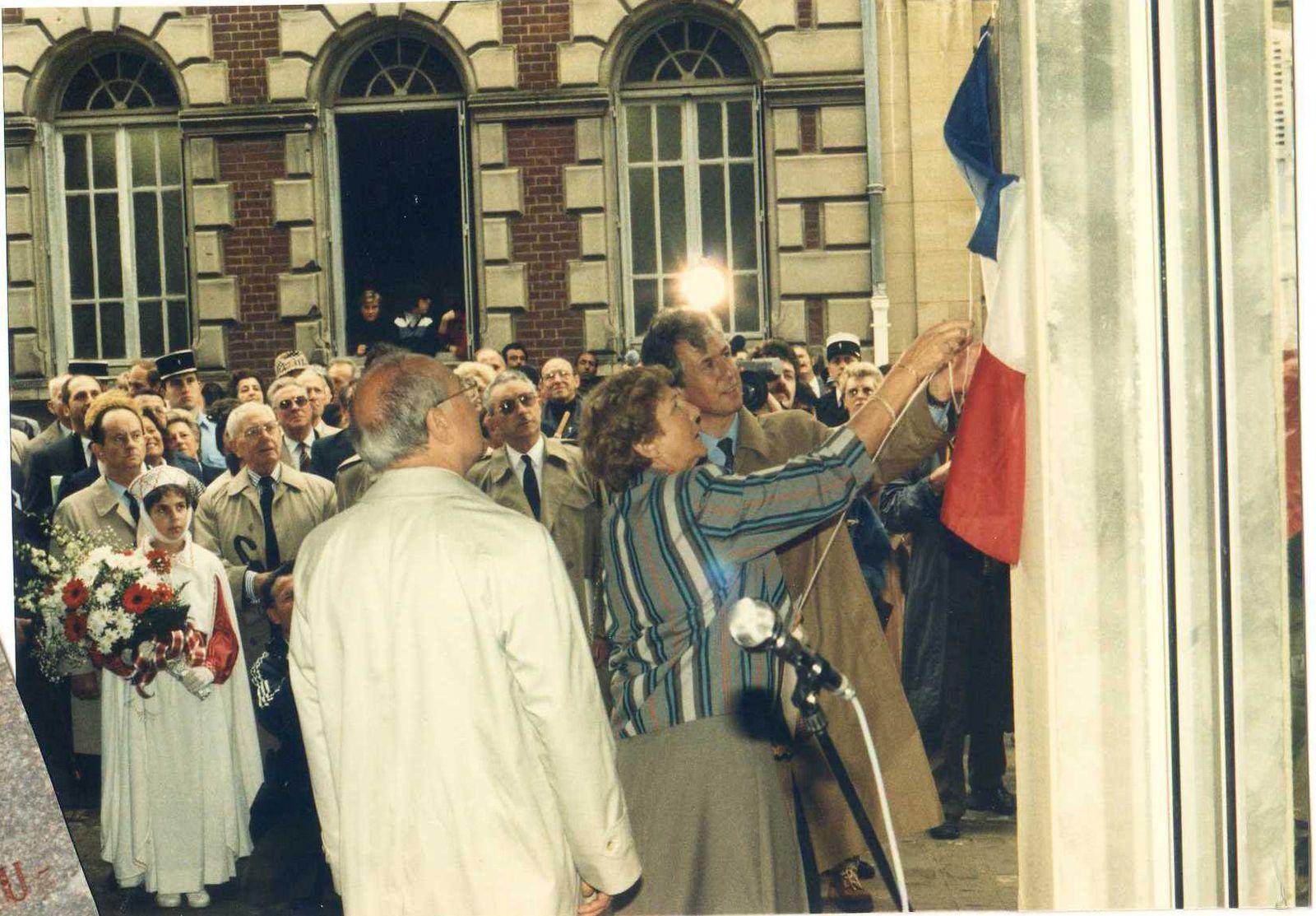 Album - la ville de Noyon (Oise), différentes manifestations et inaugurations