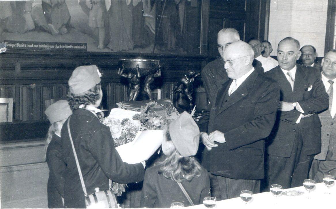 Album - la ville de Noyon (Oise), les fêtes et manifestations de 1947 à 1976