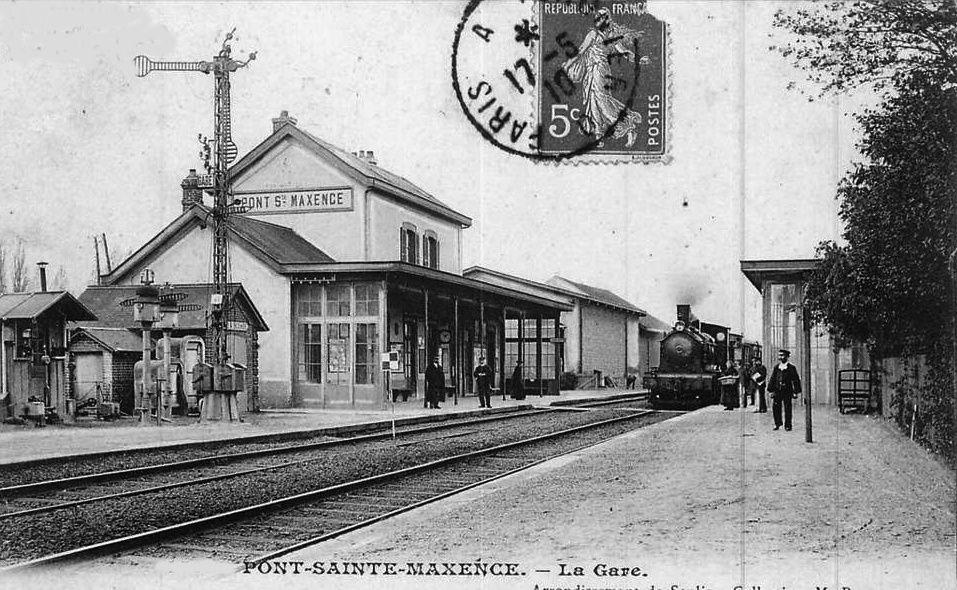 Album - la ville de Pont-Sainte-Maxence (Oise)