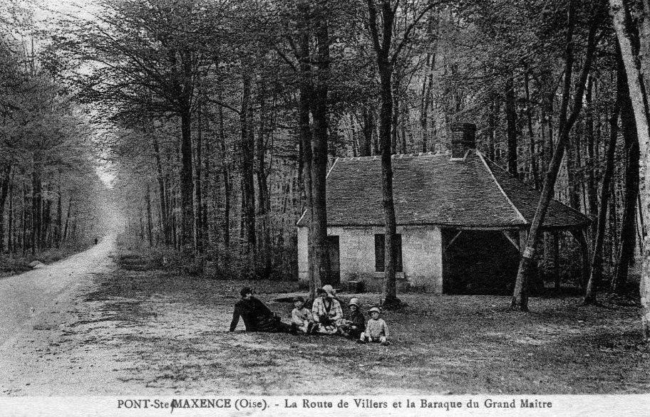 Album - la ville de Pont-Sainte-Maxence (Oise),  les rues, les ponts et riviére