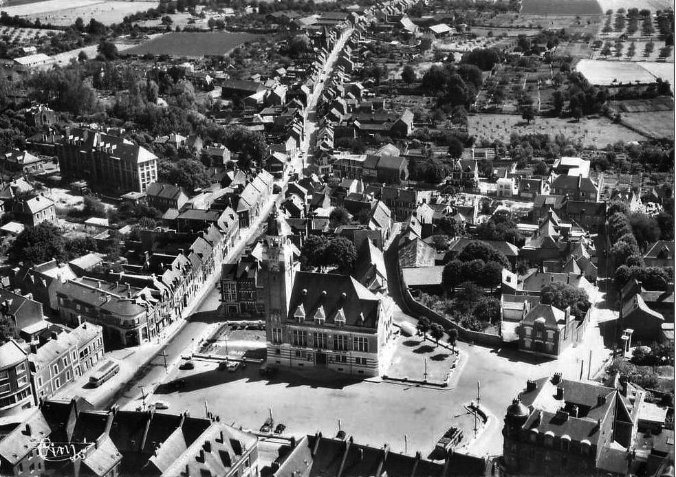 Album - la ville de Roye (Somme)