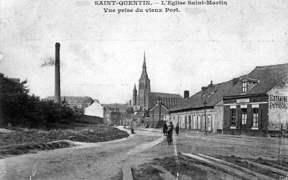 Album - la ville de Saint-Quentin (Aisne)