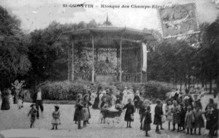 Album - la ville de Saint-Quentin (Aisne), diverses photos