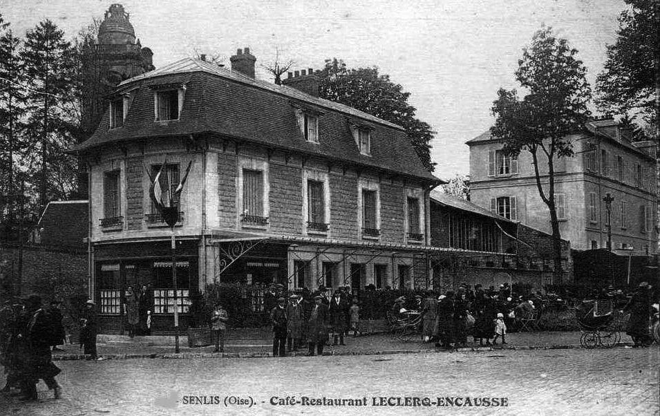 Album - la ville de Senlis (Oise)