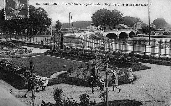 Album - la ville de Soissons (Aisne)