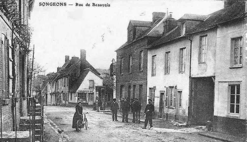 Album - la ville de Songeons (Oise)