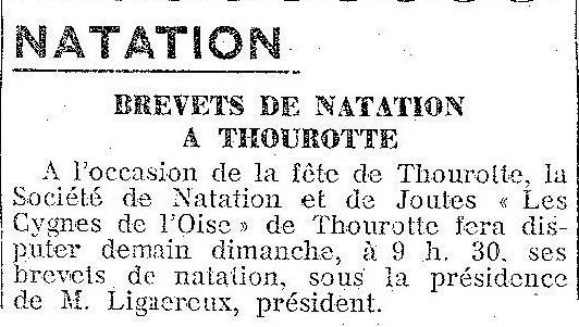 Album - le village de Thourotte (Oise), au fil des mois au cours des années 1800 à 1935