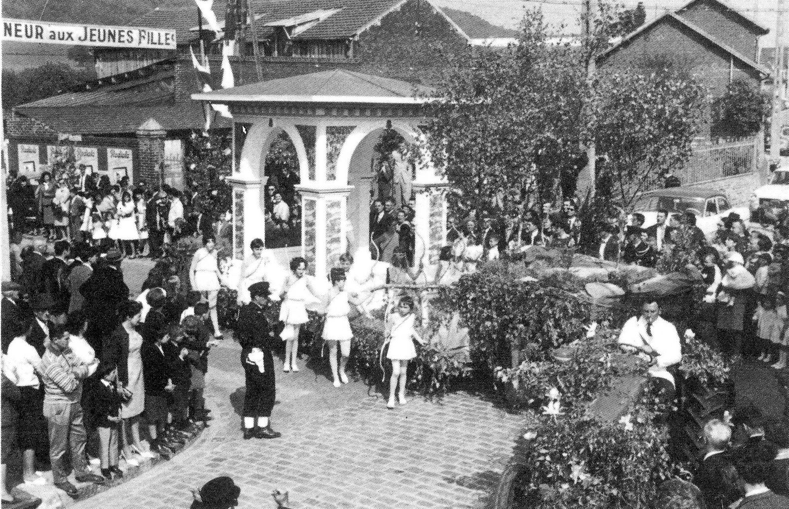 Album - le bouquet provincial à Noyon et au hameau de Tarlefesse