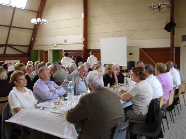 Album - centre Progobain, réunion des anciens élèves en 2007 à Thourotte (Oise)
