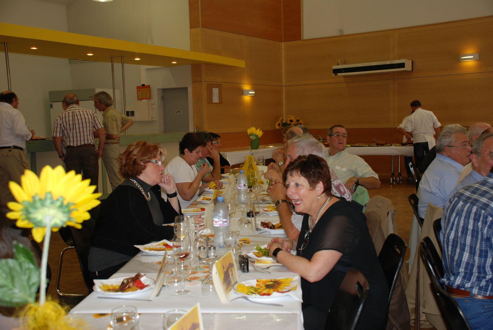 Album - centre Progobain, réunion des anciens élèves en 2009 à Châlon-sur-Saône