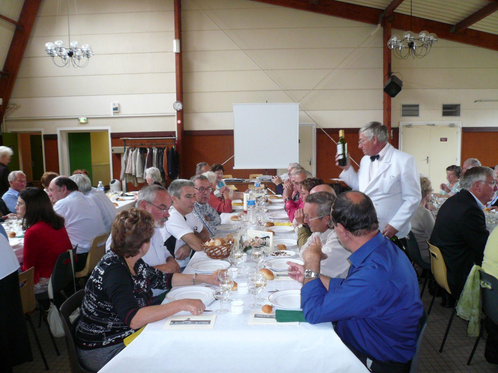Album - centre Progobain, réunion des anciens élèves en 2006 à Thourotte (Oise)