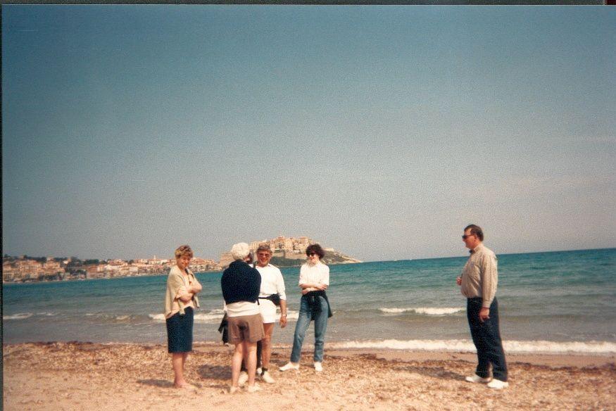 Album - Chantereine, le comité d'établissement de la Glacerie de Chantereine, ses vacances (7), la Corse