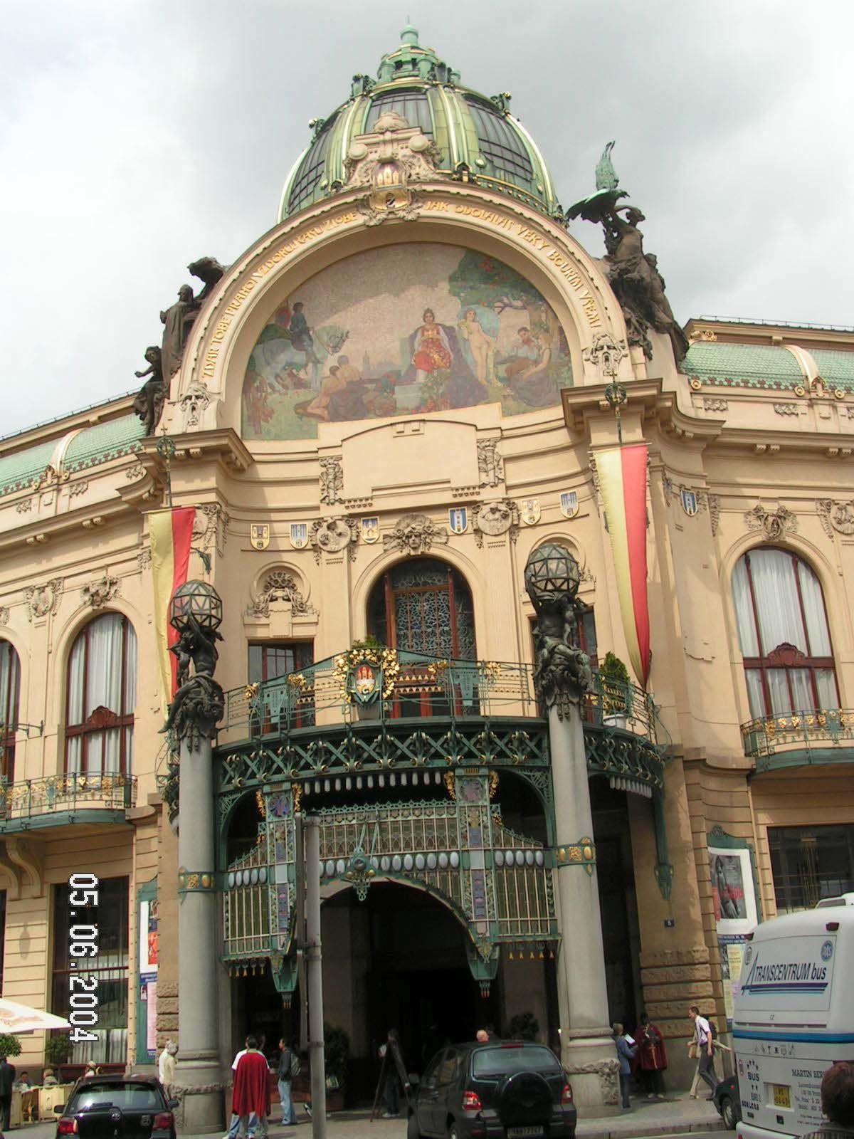 Album - Chantereine, le comité d'établissement de la Glacerie de Chantereine, ses vacances (8), Prague, la Bohême