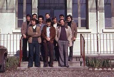 Album - groupe Saint-Gobain, le C.P.R.O, ( centre de formation), les stagiaires
