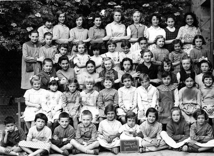 Album - le village de Carlepont (Oise), les écoles