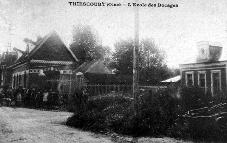 Album - le village de Thiescourt (Oise), les Bocages