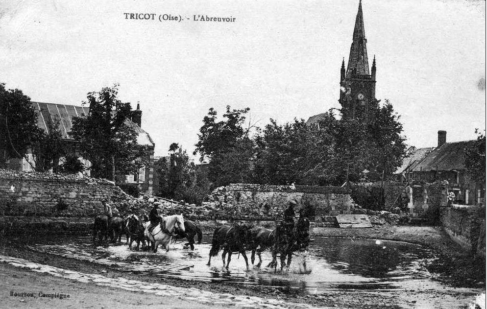 Album - le village de Tricot (Oise)