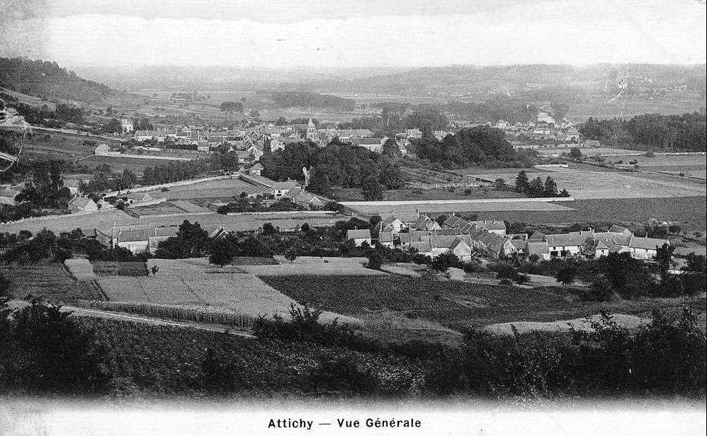 Album - le village d'Attichy (Oise), son Histoire et vues générales