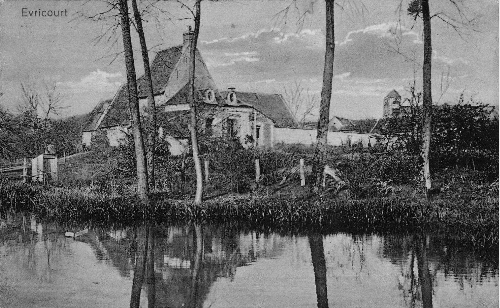 Album - le village de Evricourt (Oise)