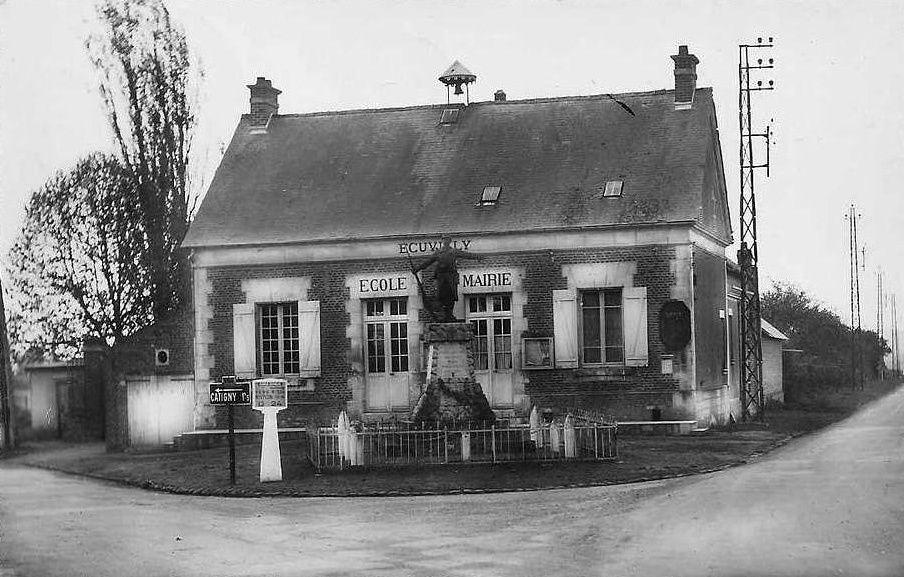 Album - le village d'écuvilly (Oise)