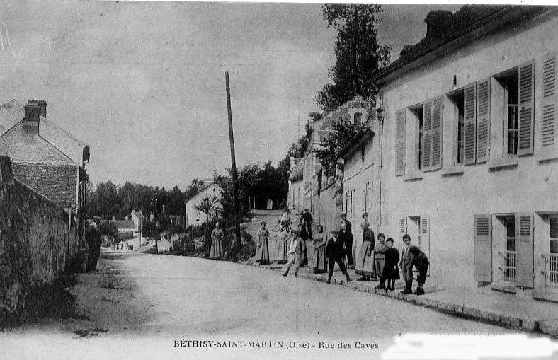 Album - le village de Béthisy Saint-Martin (Oise)