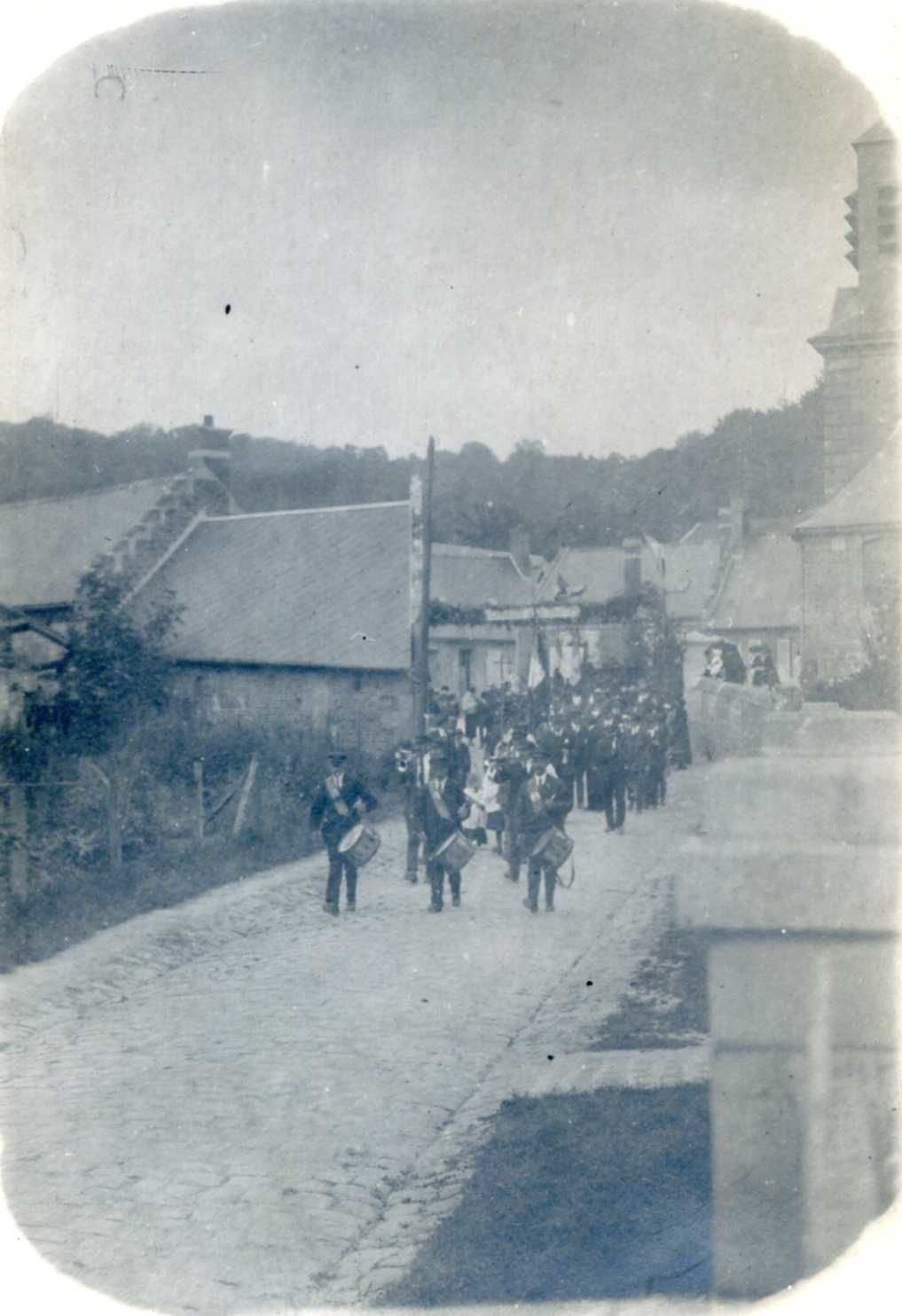 Album - le village de Béhéricourt (Oise)