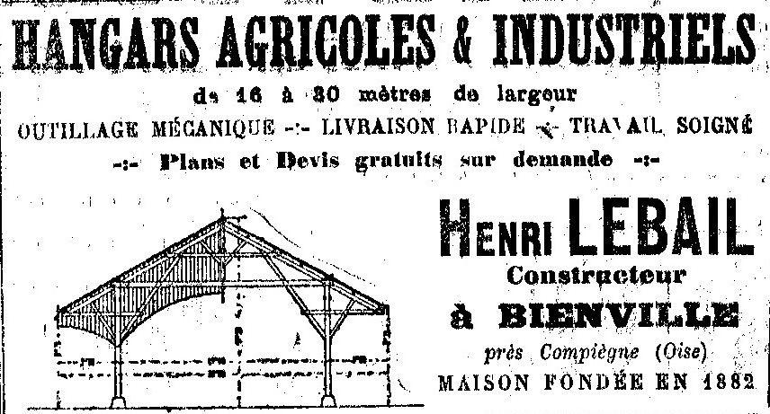 Album - le village de Bienville (Oise)