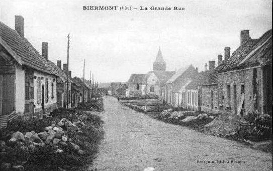 Album - le village de Biermont (Oise)