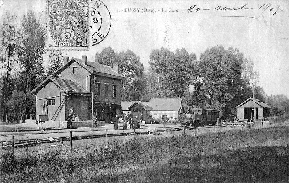 Album - le village de Bussy (Oise)