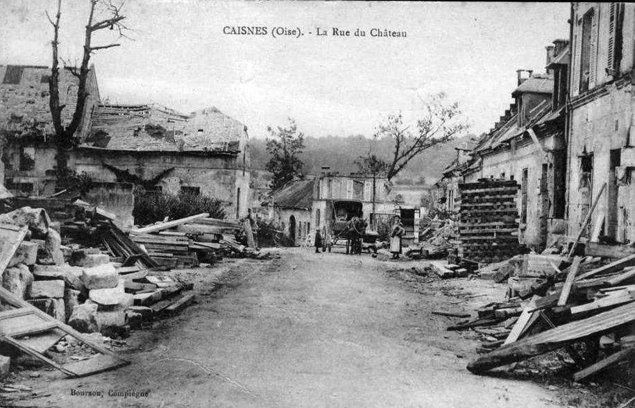Album - le village de Caisnes (Oise)
