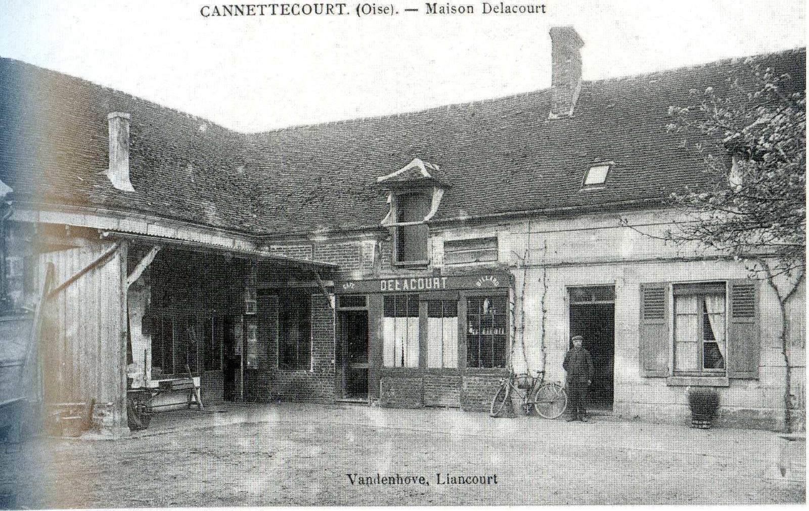 Album - le village de Cannectancourt (Oise)