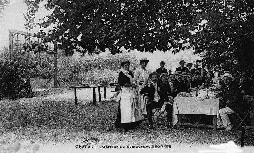 Album - le village de Chelles (Oise)